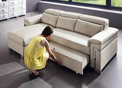 """掌握沙发床选购技巧 """"葛优躺""""起来更舒服"""