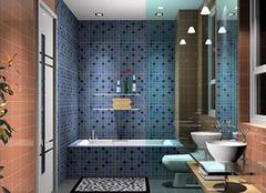 浴室柜潮湿问题不解决 卫生间发霉只是迟早的事