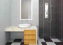 卫生间瓷砖长久使用 我有特殊的清理技巧