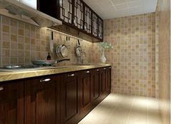 厨房用砖种类多 选购瓷砖要注意