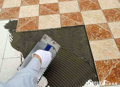 瓷砖施工有猫腻 做好检查防隐患