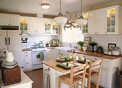 4个小户型厨房装修技巧 别再抱怨厨房太小啦!