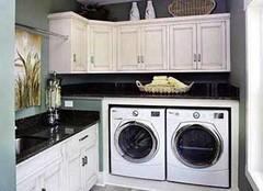 活学活用 洗衣机就是要这么摆