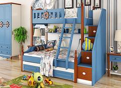实木儿童床选择要诀 让宝宝夜夜都安睡