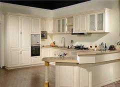 如何去除整体橱柜台面油污渍 让你的厨房历久弥新