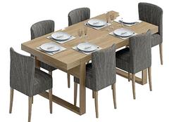 家用实木餐桌椅保养事项 让就餐更享受
