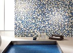 打破局限 马赛克瓷砖多种铺贴装饰