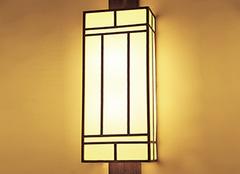 中式壁灯的选择技巧 专业分析
