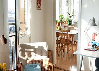 出租房也要美观实用 这样装颠覆印象中的出租房