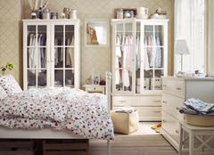 卧室收纳小技巧 小卧室也能拥有大肚量