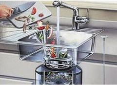 垃圾处理器优势解析 让厨房更整洁