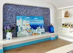装修瓷砖背景墙 马赛克装饰新选择