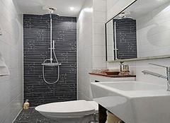 拿稳卫浴隔断技巧 小卫生间从此不拥挤