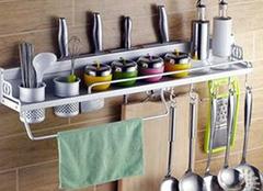 厨房狼藉画面太美不敢看!厨房置物架把厨房拉回颜值高峰