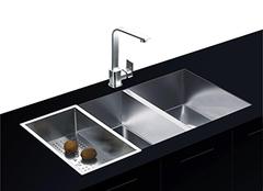 集成水槽有哪些优势 让厨房更干净