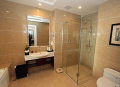 如何装修没有窗户的卫生间 解决卫生间暗病