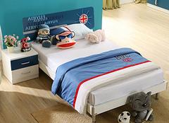 儿童床挑选的技巧 呵护孩子从床开始