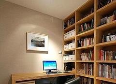 小书房应该怎么设计?四种方案给你一个读书空间