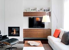 小户型客厅电视背景墙装修要点 3个技巧轻松掌握