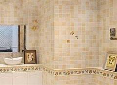 拿稳卫生间墙砖选择技巧 卫生间从此不再单调