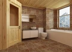 浴室装修第一步 浴室地砖选购要点