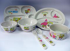 儿童餐具设计应考虑的因素 让孩子也爱上吃饭