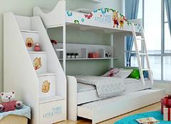 子母床的四大优点是宝妈最爱