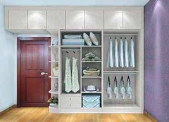 定制衣柜该如何省钱? 你一定感兴趣!