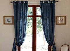 地中海风格窗帘如何选择 走向时尚生活