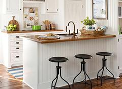吧台式厨房设计要点 完美玩转厨房