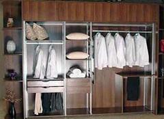 开放式衣柜如何防尘?四招搞定衣柜防尘