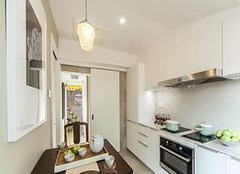 小户型厨房空间太小?那你是没跟我学这样装修厨房