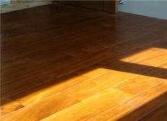 实木地板怎么保养 方法很简单