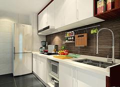 小厨房更注重实用 这样的厨房装修才是值得学习的