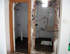 专业师傅教你卫生间的拆改方法 打造空旷卫生间