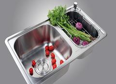 厨房水槽尺寸及价格 选对了吗?