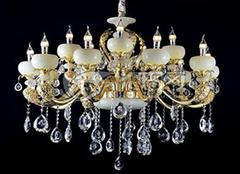 客厅水晶灯怎么选购 客厅水晶灯多少钱