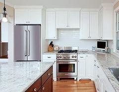 橱柜台面材质介绍 看看你家应该选哪种才好