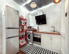 厨房装修里的装饰物 小小改动造就别样情调