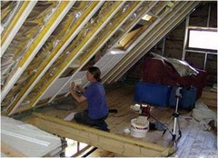对抗三伏天 顶楼装修隔热方法