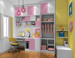 儿童书房装修要注意什么? 为孩子打造一个舒适乐园