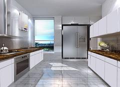 选购橱柜注意哪些要点 不要影响厨房环境