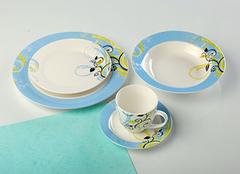陶瓷餐具保养小窍门 让餐具光洁如新