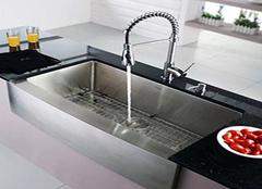 厨房水槽如何选购好 打造舒心厨房
