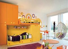 儿童房设计的八个窍门 家中有宝点进