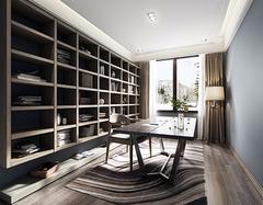 书房装修风格推荐 你钟意哪款?