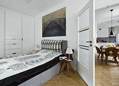 卧室衣柜怎么摆放好 值得一看