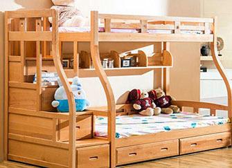 子母床什么牌子好 家有二孩使用子母床好吗?