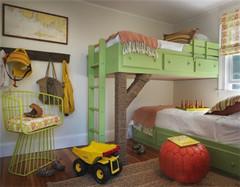 儿童房装修有哪些注意要点 给孩子一个安全的保障