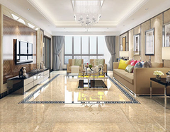 家居装饰使用微晶石瓷砖 为你的生活品质增添异彩